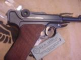 LUGER DWM 1916MILITARY9 MM - 8 of 9
