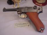 LUGER DWM COMMERCIAL7.65 MM- 1 of 9