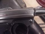 LUGER BLACK WIDOW BYF 42