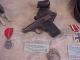 WALTHER MODEL 8CAL 25 ACPWALTHER ZELLA/ MEHLIS GERMANY - 1 of 8