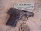 WALTHER MODEL 2 IN .25 ACP 6.35MM ZELLA / MEHLIS GERMANY - 4 of 8