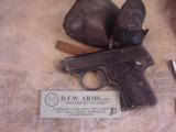 WALTHER MODEL 2 IN .25 ACP 6.35MM ZELLA / MEHLIS GERMANY - 3 of 8