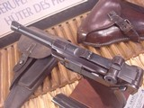 MAUSER LUGER BYF 41 9MM GERMAN MILITARY WWII - 3 of 13