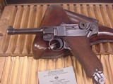 MAUSER LUGER BYF 41 9MM GERMAN MILITARY WWII - 4 of 13