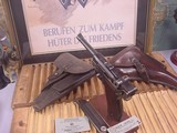 MAUSER LUGER BYF 41 9MM GERMAN MILITARY WWII