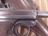 MAUSER LUGER BYF 41 9MM GERMAN MILITARY WWII - 8 of 13