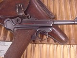 MAUSER LUGER BYF 41 9MM GERMAN MILITARY WWII - 7 of 13