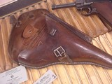 MAUSER LUGER BYF 41 9MM GERMAN MILITARY WWII - 11 of 13