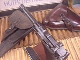 MAUSER LUGER BYF 41 9MM GERMAN MILITARY WWII - 2 of 13