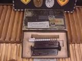 HECKLER & KOCH MODEL 4 GUNCAL .380 ( 9MM KURZ) WITH 7.65 MM CONVERSION KIT - 10 of 14