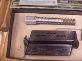 HECKLER & KOCH MODEL 4 GUNCAL .380 ( 9MM KURZ) WITH 7.65 MM CONVERSION KIT - 12 of 14