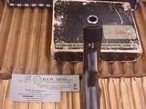 HECKLER & KOCH MODEL 4 GUNCAL .380 ( 9MM KURZ) WITH 7.65 MM CONVERSION KIT - 8 of 14