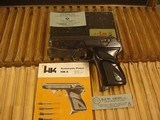 HECKLER & KOCH MODEL 4