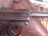 LUGER MAUSER WWII MILITARY MODEL 40-42 CODE - 6 of 19