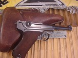 LUGER MAUSER WWII MILITARY MODEL 40-42 CODE - 10 of 19