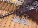 LUGER MAUSER WWII MILITARY MODEL 40-42 CODE - 13 of 19