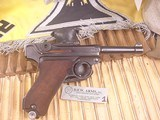 LUGER MAUSER WWII MILITARY MODEL 40-42 CODE - 17 of 19