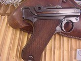 LUGER MAUSER WWII MILITARY MODEL 40-42 CODE - 7 of 19