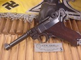 LUGER MAUSER WWII MILITARY MODEL 40-42 CODE - 12 of 19