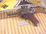 LUGER MAUSER WWII MILITARY MODEL 40-42 CODE - 16 of 19