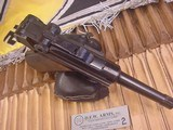 MAUSER LUGER WWII BYF 42 9MM GERMAN MILITARY - 8 of 14