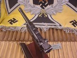 MAUSER LUGER WWII BYF 42 9MM GERMAN MILITARY - 2 of 14