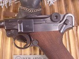 MAUSER LUGER WWII BYF 42 9MM GERMAN MILITARY - 5 of 14