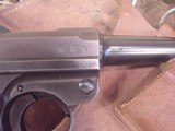MAUSER LUGER WWII 9MM MILITARY 1939