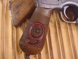 MAUSER C-96 BROOMHANDLERED 9,9MM WITH STOCK - 9 of 20