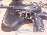 P-38 WALTHERMODEL AC 43 , GERMANNAZI MILITARY 9MM WITH HOLSTER - 3 of 18