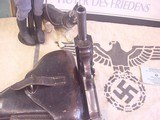 P-38 WALTHERMODEL AC 43 , GERMANNAZI MILITARY 9MM WITH HOLSTER - 8 of 18