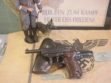 P-38 WALTHER MODEL AC 44 WWII NAZI MODEL WITH HOLSTER