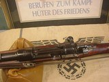 MAUSER 1933 K98K NAZI8 MM MILITARY PRE WWII PRODUCTION - 5 of 20