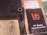 H&K MODEL P7 M8 9 MM - 9 of 16
