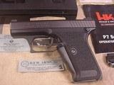 H&K MODEL P7 M8 9 MM - 2 of 16