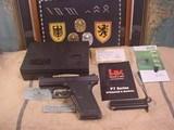 H&K MODEL P7 M8 9 MM