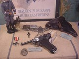 MAUSER LUGER BLACK WIDOW BYF 41 9MM WITH