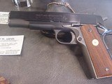 COLT GOVERNMENT MODEL 70 SER. .45 ACP - 13 of 15