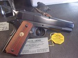 COLT GOVERNMENT MODEL 70 SER. .45 ACP - 4 of 15