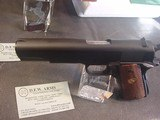 COLT GOVERNMENT MODEL 70 SER. .45 ACP - 10 of 15