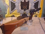 FN HI POWER MODEL P-35 PRE WWII 9MMWITH STOCK - 17 of 20