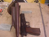 FN HI POWER MODEL P-35 PRE WWII 9MMWITH STOCK - 16 of 20