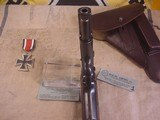 FN HI POWER MODEL P-35 PRE WWII 9MMWITH STOCK - 9 of 20