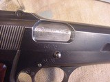 FN HI POWER MODEL P-35 PRE WWII 9MMWITH STOCK - 10 of 20
