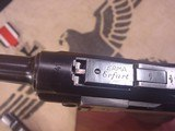 LUGERMAUSER BYF 419MM WITH ERMA .22 LR CONVERSION - 3 of 20