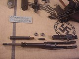 LUGERMAUSER BYF 419MM WITH ERMA .22 LR CONVERSION - 15 of 20