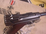 LUGERMAUSER BYF 419MM WITH ERMA .22 LR CONVERSION - 8 of 20