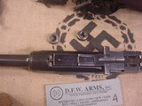 LUGERMAUSER BYF 419MM WITH ERMA .22 LR CONVERSION - 14 of 20
