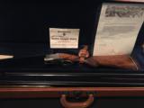Browning Belgium Superposed 20ga. Grade II (Pigeon) - 2 Barrel Set **SPECIAL ORDER**