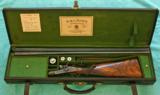 W.C.Scott, sxs, Hammer gun, 12 Ga., 30